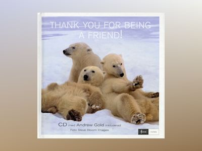Thank you for being a friend av CD-presentbok