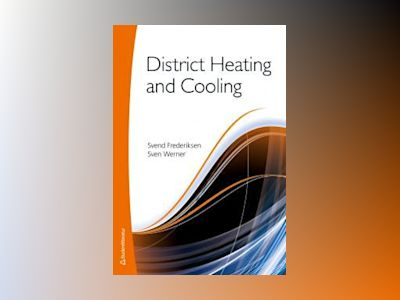 District heating & cooling av Sven Werner