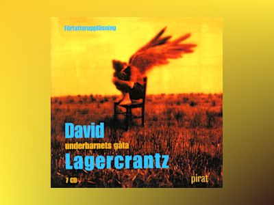 Underbarnets gåta CD av David Lagercrantz