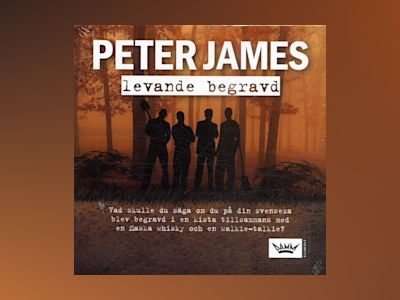 Levande begravd av Peter James