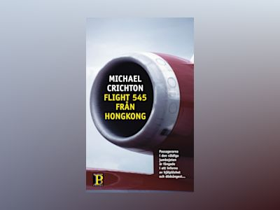 Flight 545 från Hongkong av Michael Crichton
