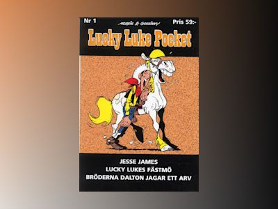 Lucky Luke Pocket nr 1 av Goscinny