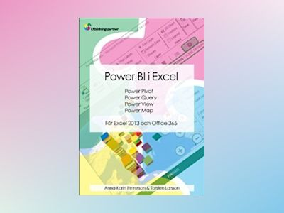 Power BI i Excel av Anna-Karin Petrusson