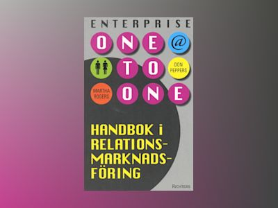 Enterprise one to one av Don Peppers