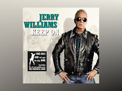 Jerry Williams box - bok + 6 CD av Clemens Thornquist