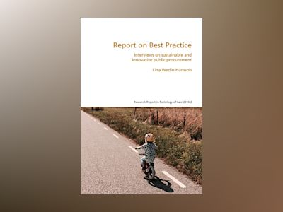 Report on Best Practice av Lina Wedin Hansson