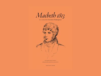Macbeth 1813 av Carina Burman