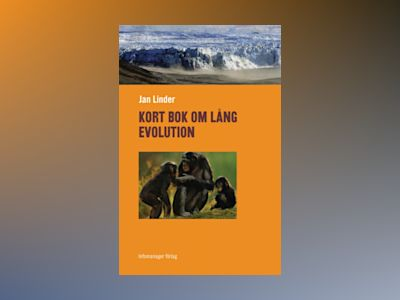 Kort bok om lång evolution av Jan Linder