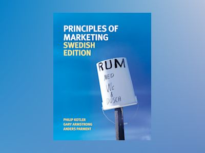 Principles of marketing av Philip Kotler