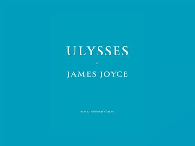 Ulysses av James Joyce