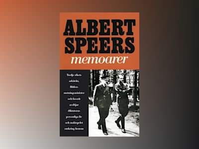 Albert Speers memoarer av Albert Speer