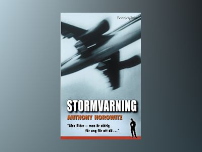 Stormvarning av Anthony Horowitz