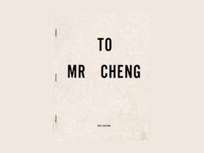 To Mr Cheng av Eric Ericson