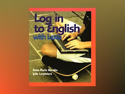 Log in to English 1 with Lexia Elevbok inkl. ljudfiler och cd-romövningar av Anne-Marie Nordén