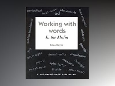 Working with words In the media av Sally Ocklind