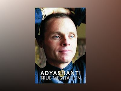 True Meditation: Discover the Freedom of Pure Awareness [With CD Audio] av Adyashanti