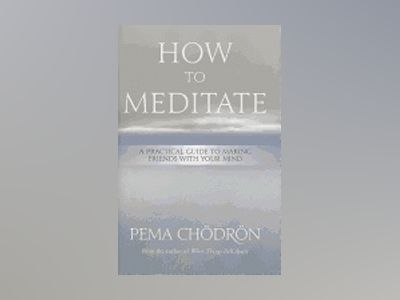 How to meditate - a practical guide to making friends with your mind av Pema Chodron