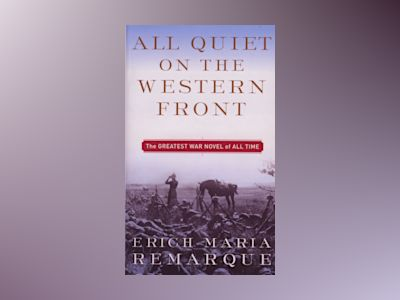 All Quiet on the Western Front av Erich Maria Remarque