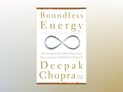 Boundless Energy av Deepak Md Chopra