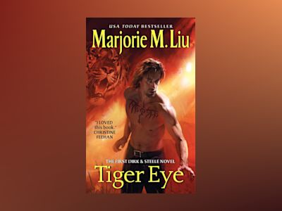 Tiger Eye av Marjorie M. Liu