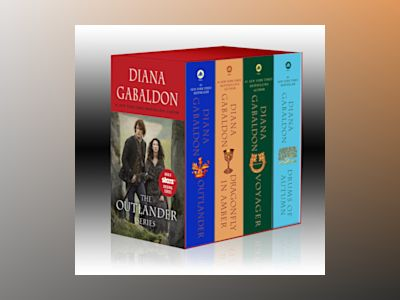 Outlander 4-Copy Boxed Set av Diana Gabaldon
