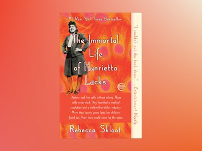 The Immortal Life of Henrietta Lacks av Rebecca Skloot
