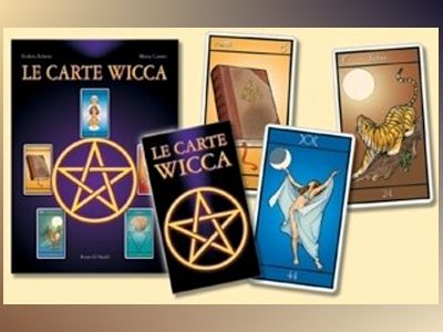 Wicca divination mini kit av Maria Caratti