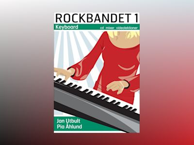 Rockbandet 1. Keyboard av Jan Utbult