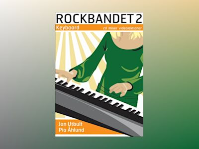 Rockbandet 2. Keyboard av Jan Utbult
