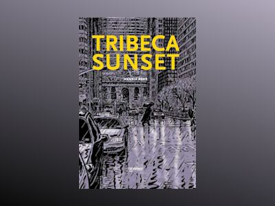 Tribeca sunset av Henrik Rehr