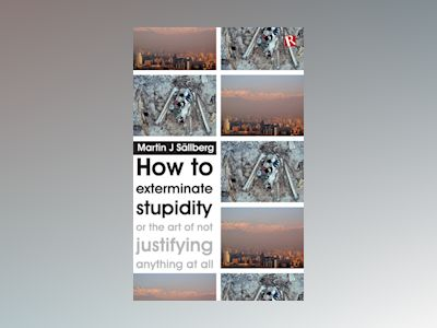 How to exterminate stupidity : or the art of not justifying anything at all av Martin J Sällberg