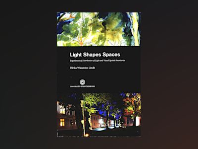 Light Shapes Spaces : Experiences of Distribution of Light and Visual Spatial Boundaries av Ulrika Wänström Lindh