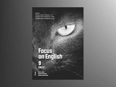 Focus on English 9 Key av Anders Odeldahl