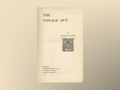 The voyage out av Virginia Woolf