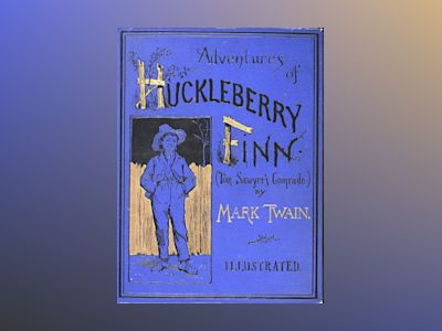 The adventures of Huckleberry Finn av Mark Twain