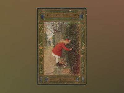 The Secret Garden av Frances Hodgson Burnett
