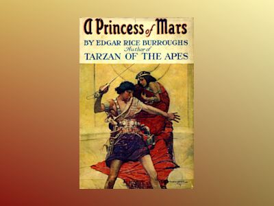 A princess of Mars av Edgar Rice Burroughs