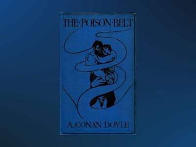 The poison belt av Arthur Conan Doyle