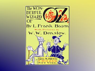 The wonderful wizard of Oz av L Frank Baum