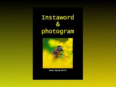 Instaword & photogram av Hanna Esping Östlin