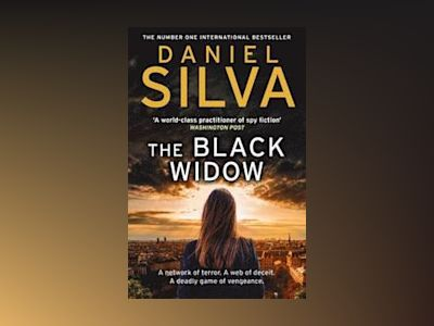 Black widow av Daniel Silva