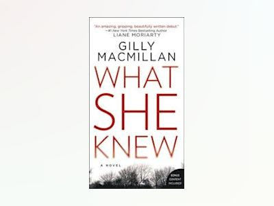 What She Knew av Gilly Macmillan