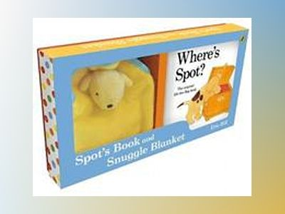 Spot's Book and Snuggle Blanket av Unknown
