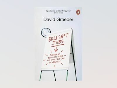 Bullshit jobs - the rise of pointless work, and what we can do about it av David Graeber