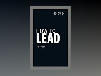 How to Lead (TPB) av Jo Owen