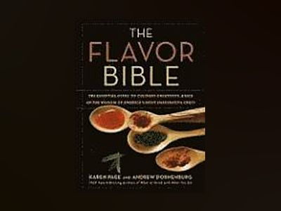 The Flavor Bible av Karen Page