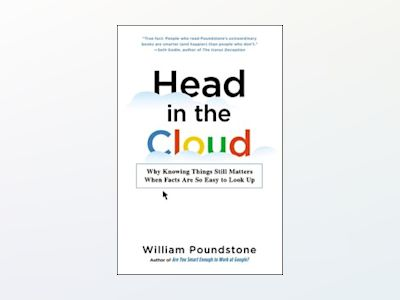 Head in the Cloud av William Poundstone
