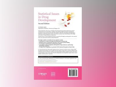 Statistical Issues in Drug Development, 2nd Edition av Stephen Senn