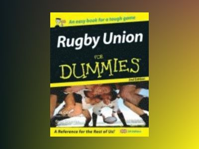 Rugby union for dummies av Greg Growden