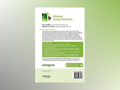 Wireless Sensor Networks av Ian F. Akyildiz